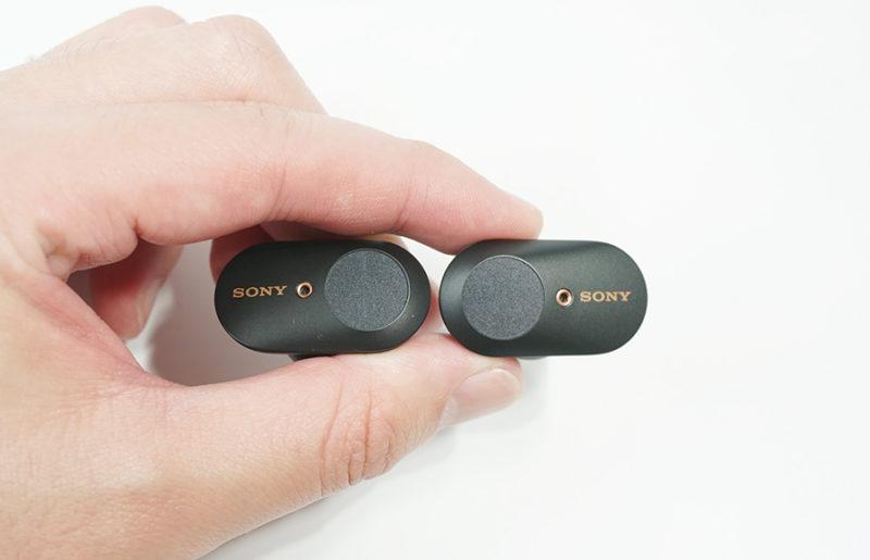 WF-1000XM3はノイキャンありで音質が良い