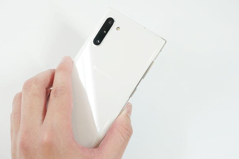 Galaxy Note10は実際どうなのか
