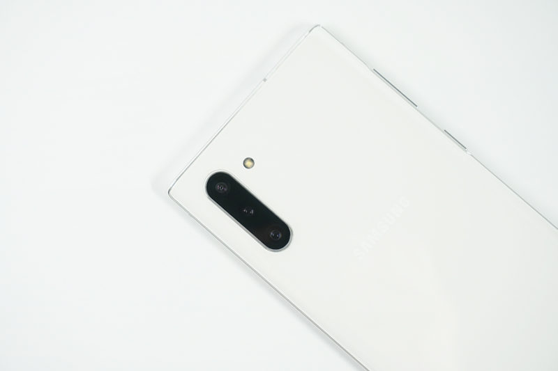 Galaxy Note10のカメラは凄い
