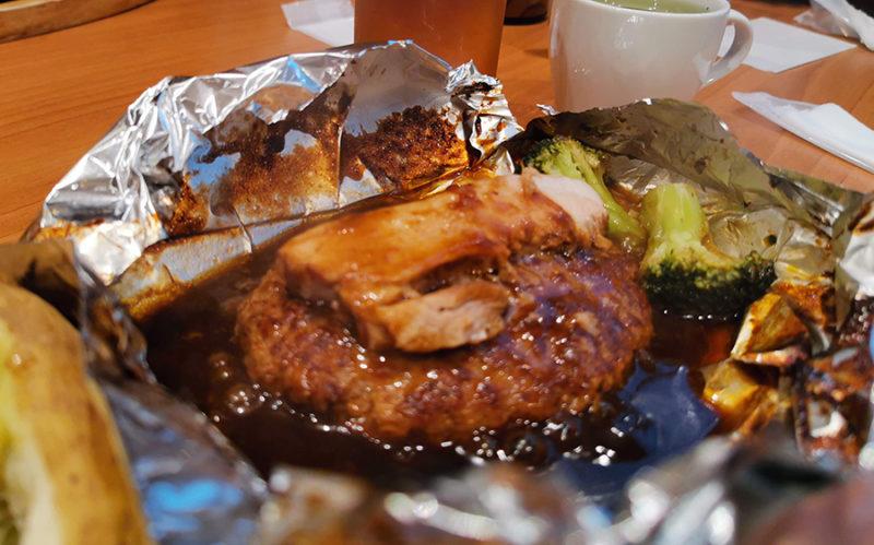 HUAWEI P30 Proで撮影した料理AIオン